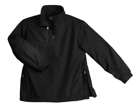 Port Authority 1/2 Zip Wind Jacket J703