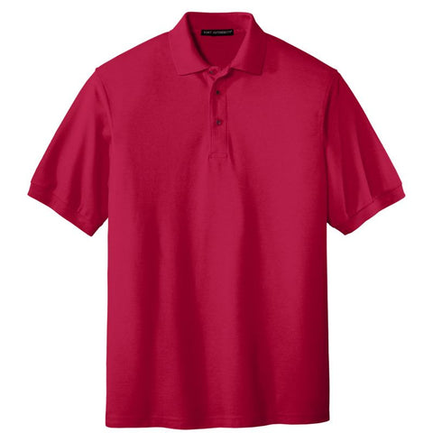 Port Authority Silk Touch Polo K500