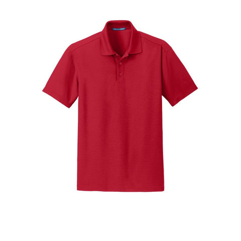 NEW Port Authority Dry Zone Grid Polo K572