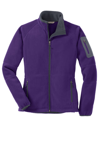 Port Authority Ladies Enhanced Value Fleece Full-Zip Jacket  L229