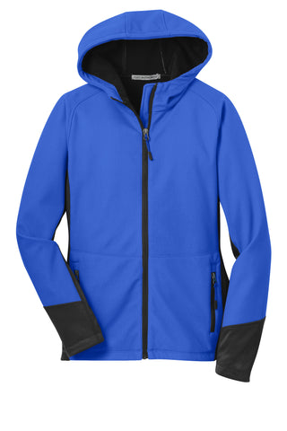 Port Authority Ladies Vertical Soft Shell Jackets L319