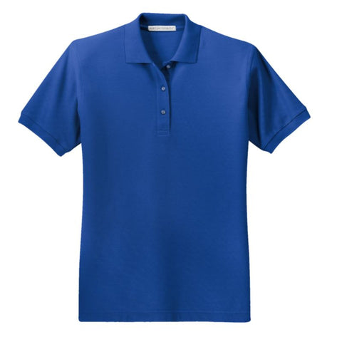 Port Authority Ladies Silk Touch Polo  L500