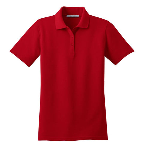Port Authority Ladies Stain-Resistant Polo  L510