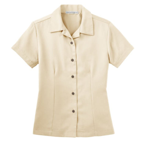 Port Authority Ladies Easy Care Camp Shirt  L535
