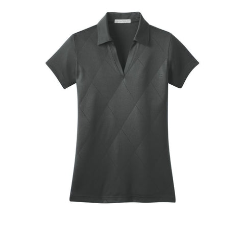 Port Authority Ladies Tech Embossed Polo  L548