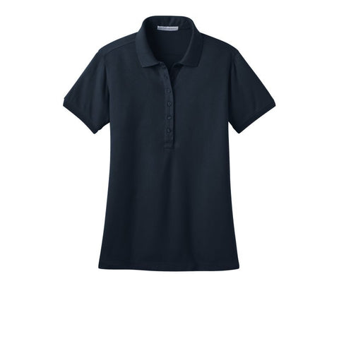 Port Authority Ladies Stretch Pique Polo  L555