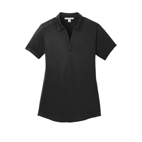 NEW Port Authority Ladies Diamond Jacquard Polo L569