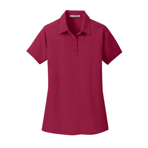 NEW Port Authority Ladies Dimension Polo L571