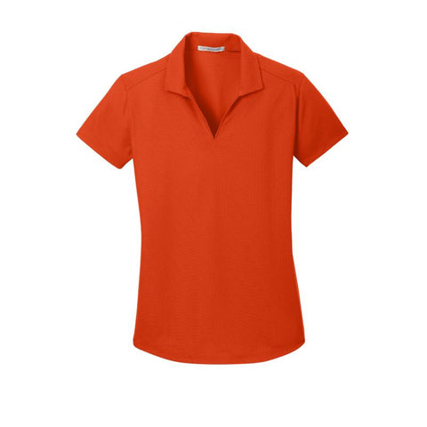 NEW Port Authority Ladies Dry Zone Grid Polo L572