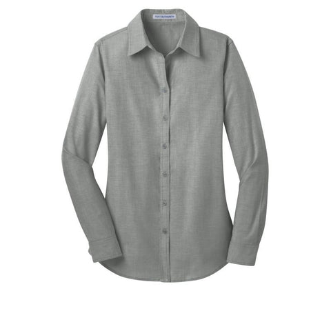 Port Authority Ladies Chambray Shirt  L653