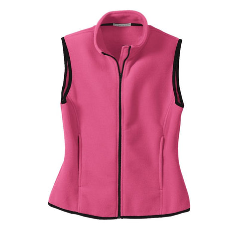 Port Authority Ladies R-Tek Fleece Vest  LP79