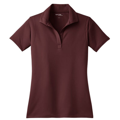 Sport Tek Ladies Micropique Sport Wick Polo  LST650