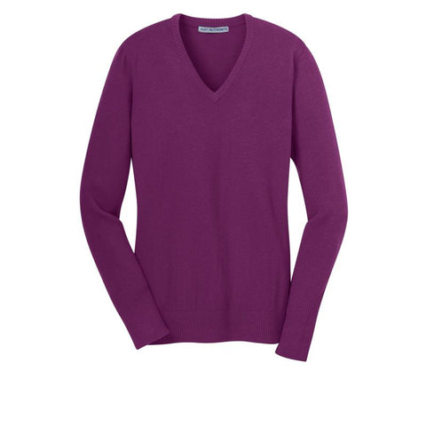 Port Authority Ladies V-Neck Sweater  LSW285