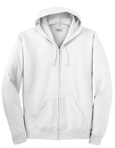Hanes Comfortblend EcoSmart Full-Zip Hooded Sweatshirt  P180