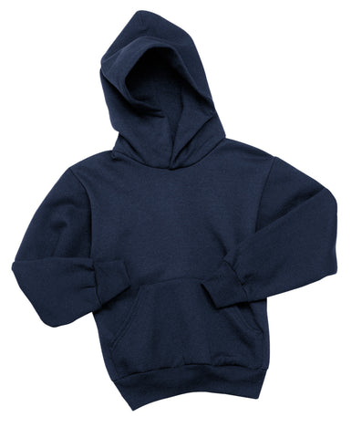Hanes Youth Comfortblend EcoSmart Pullover Hooded Sweatshirt  P470
