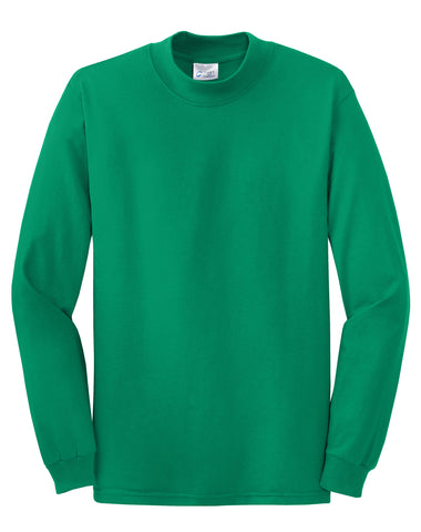 Port & Company  Mock Turtleneck  PC61M
