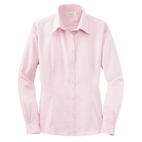 Red House  Ladies Non Iron Pinpoint Oxford  RH25