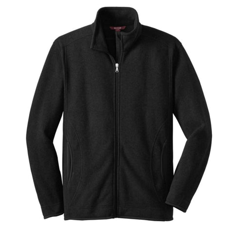 Red House Sweater Fleece Full-Zip Jacket  RH54