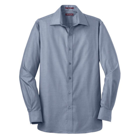Red House   Slim Fit Non Iron Pinpoint Oxford  RH62
