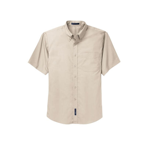 Port Authority Short Sleeve Easy Care Soil Resistant Shirt  S507