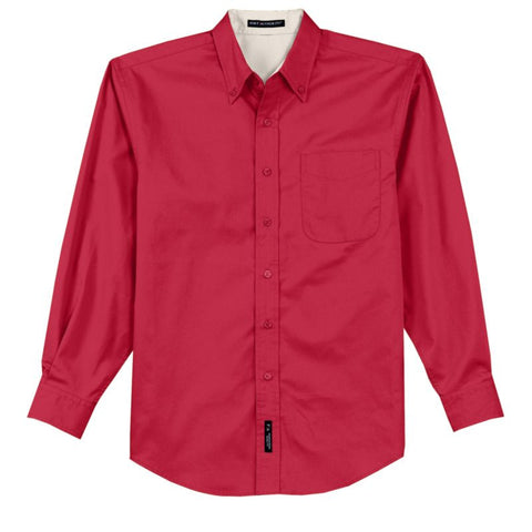 Port Authority Long Sleeve Easy Care Shirt  S608