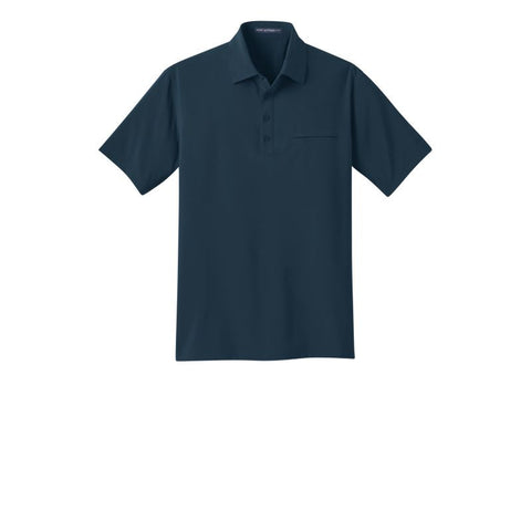 Port Authority Ultra Stretch Pocket Polo  S650