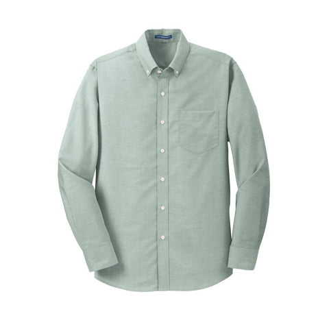 NEW Port Authority SuperPro Oxford Shirt  S658