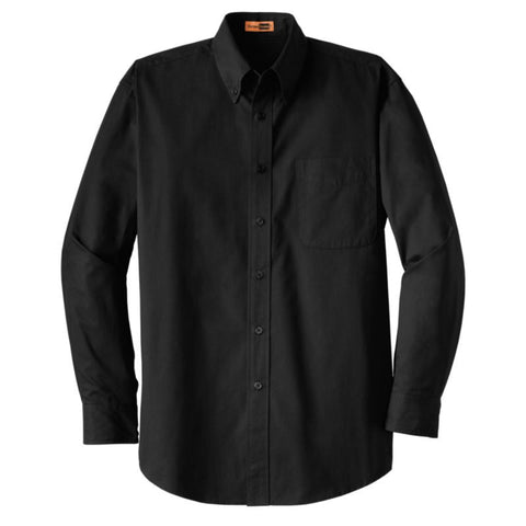 CornerStone  Long Sleeve SuperPro Twill Shirt  SP17