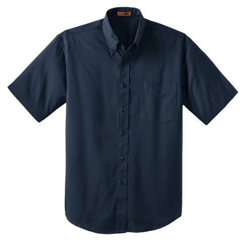 CornerStone  Short Sleeve SuperPro Twill Shirt  SP18