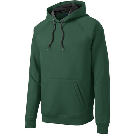 NEW Sport Tek Tech Fleece Hooded Sweatshirt ST250