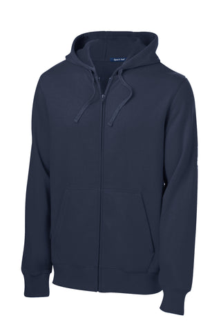 Sport-Tek Full-Zip Hooded Sweatshirt ST258