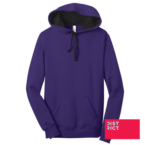 District Juniors The Concert Fleece Hoodie DT811