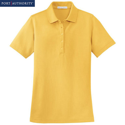 Port Authority Ladies EZCotton Pique Polo L800