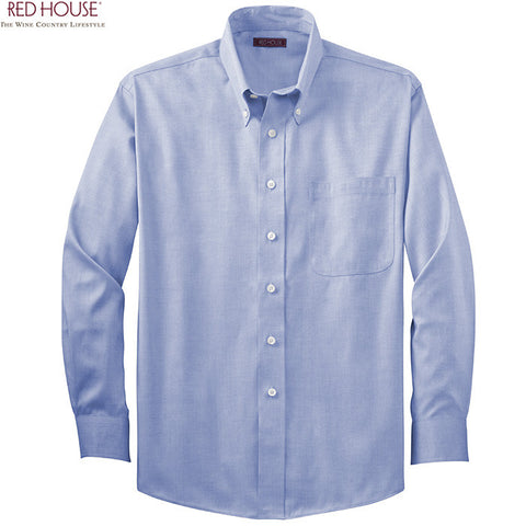 Red House  Non-Iron Pinpoint Oxford  RH24