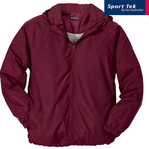 Sport-Tek Hooded Raglan Jacket JST73