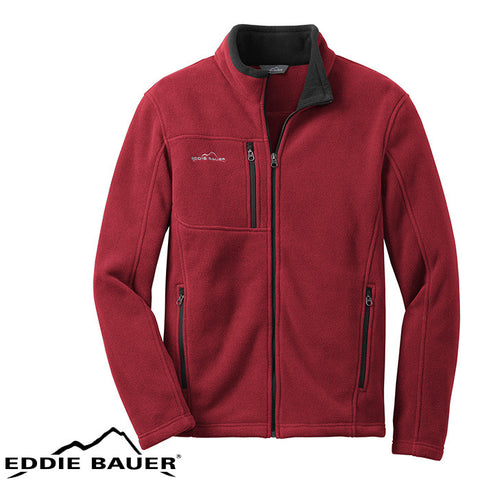 Eddie Bauer  Full Zip Fleece Jacket  EB200