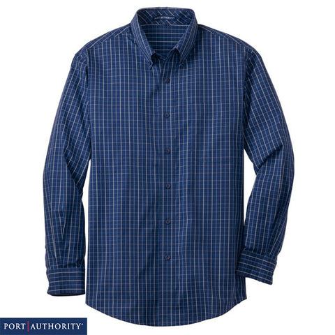 Port Authority Tattersall Easy Care Shirt  S642