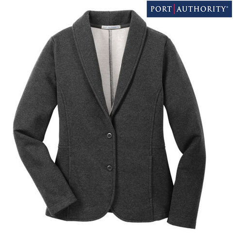 Port Authority Ladies Fleece Blazer L298