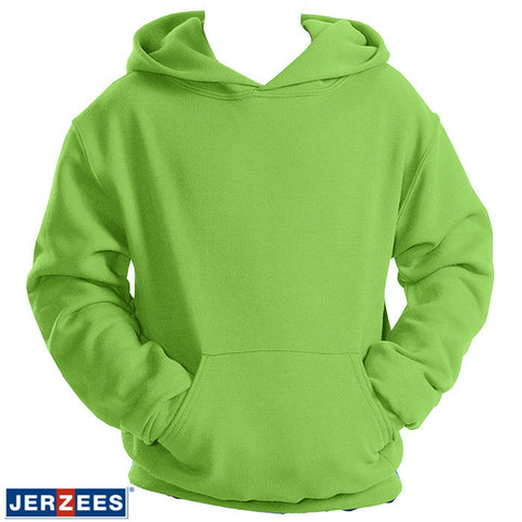 JERZEES  Youth NuBlend Pullover Hooded Sweatshirt  996Y