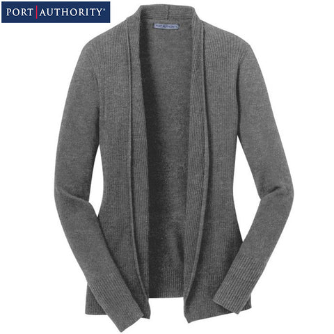 Port Authority Ladies Open Front Cardigan  LSW289