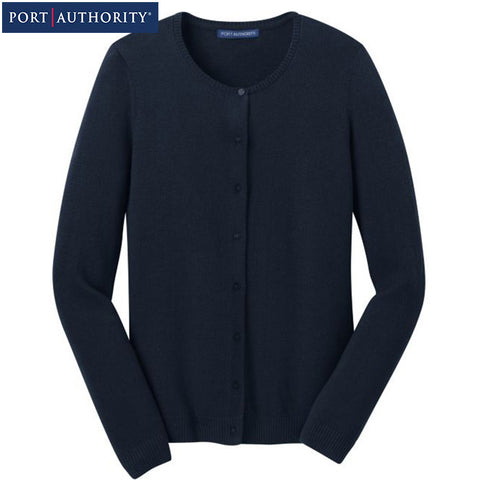 Port Authority Ladies Cardigan  LSW287