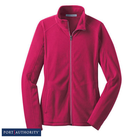 Port Authority Ladies Microfleece Jacket  L223