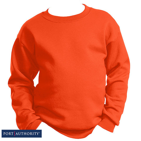 Port & Company Youth Classic Crewneck Sweatshirt PC90Y