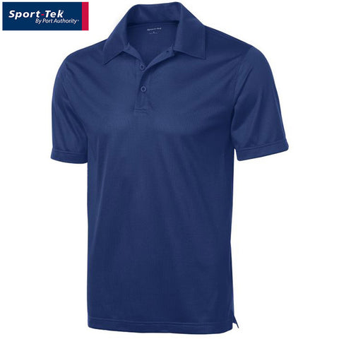 Sport Tek Active Textured Polo  ST690