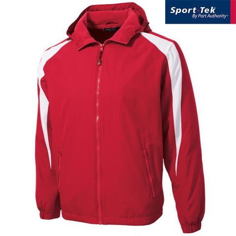 Sport Tek Fleece Lined Colorblock Jacket  JST81