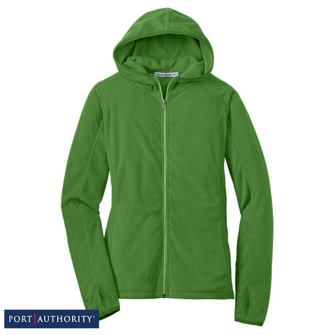 Port Authority Ladies Microfleece Hoodie  L225