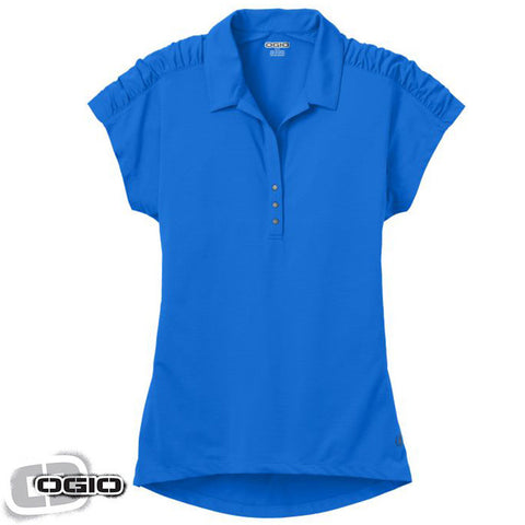 OGIO  Ladies Linear Polo  LOG1030