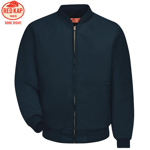 Red Kap Team Style Jacket with Slash Pockets CSJT38