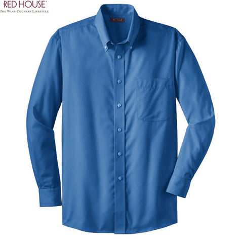 Red House  Dobby Non Iron Button Down Shirt  RH60