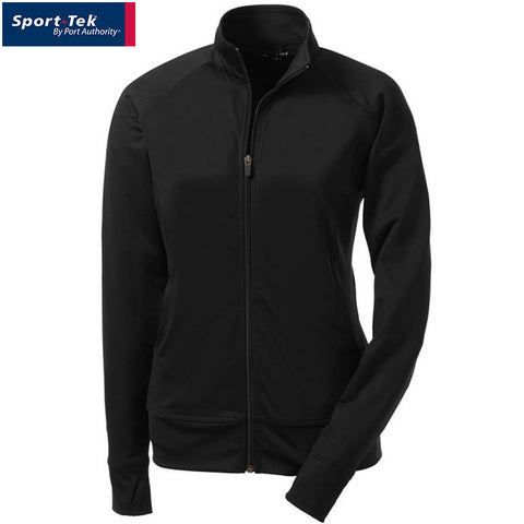 Sport Tek Ladies NRG Fitness Jacket  LST885